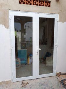 cửa nhôm kính gò vấp